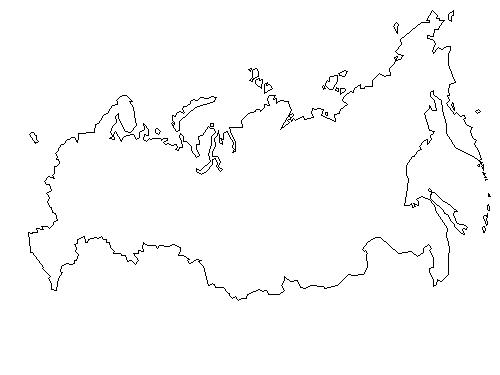 Карта России С Областями Вектор Скачать
